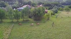 Les gîtes et cabanes de Trencalli à Castelnau Rivière Basse