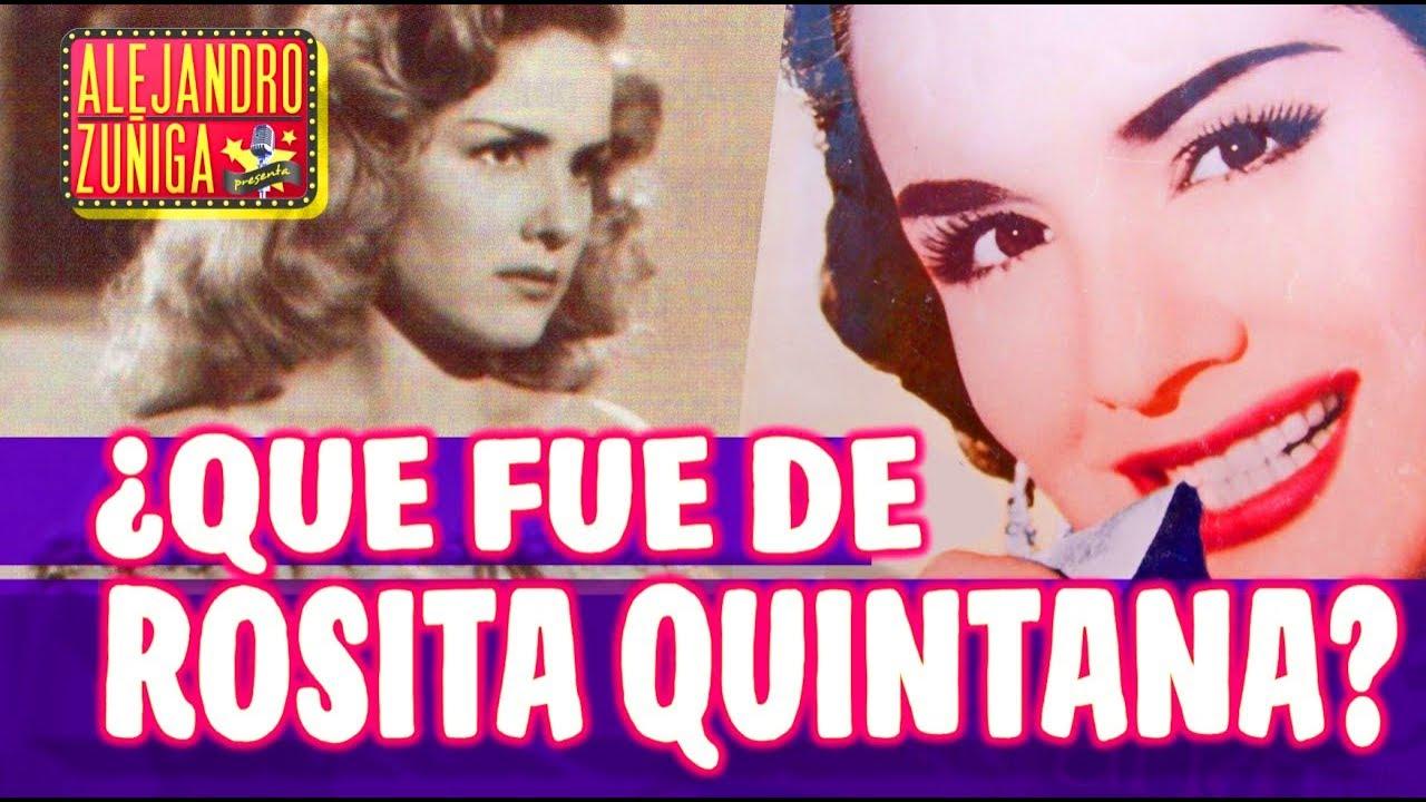 Que Fue De Rosita Quintana