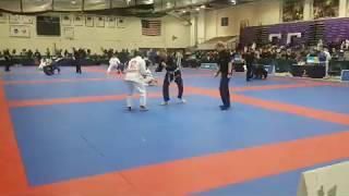 2019 IBJJF New York City Fall Open  | Masters 2  |White Belt | MiddleWeight | Gold Medal Match |