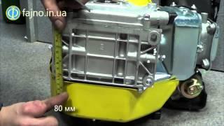 Бензиновый двигатель Кентавр ДВС-200Б1 (6,5 л. с., шпонка)