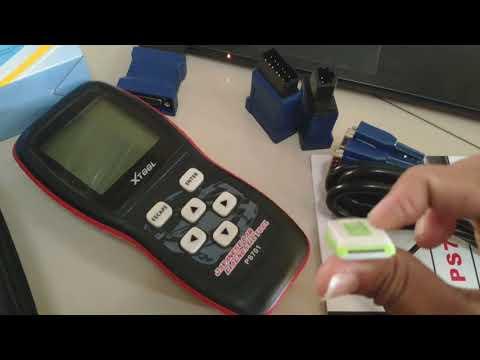 Unboxing Dan Cara Upgrade Xtool PS701 Update Software Terbaru By ANNA SHOP