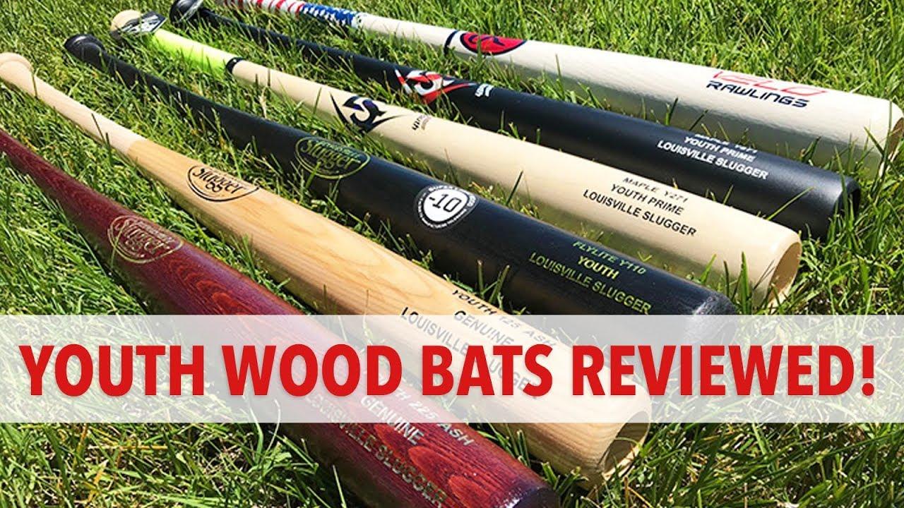 Louisville Slugger 2019 Youth Prime Maple Baseball Bat Series