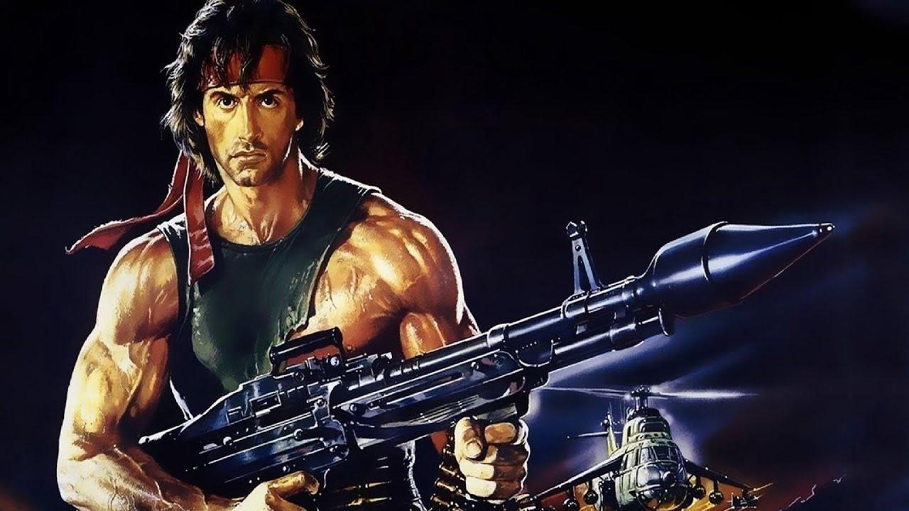Rambo 2 Film 1985 Trailer Italiano 2 Youtube