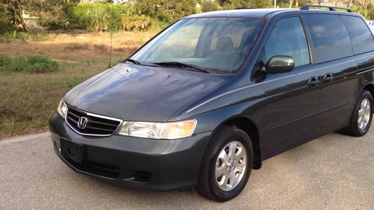 2003 honda odyssey ex l view our current inventory at youtube. Black Bedroom Furniture Sets. Home Design Ideas