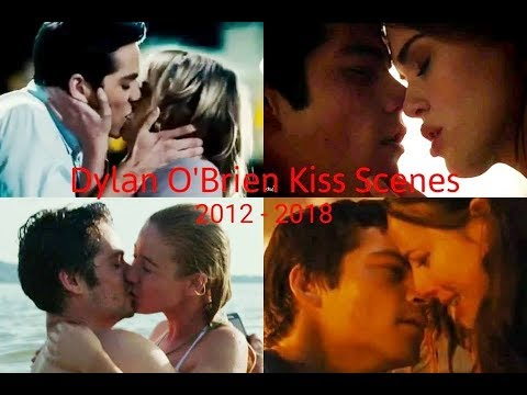 All Dylan O'Brien Kiss Scenes (2012 - 18)
