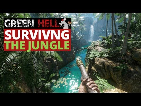 GREEN HELL STORY MODE! AMAZON SURVIVAL! 1.0 FULL RELEASE