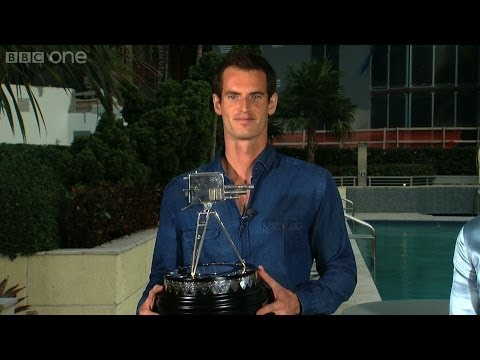 Andy Murray wins BBC Sports Personality of the Year 2013 - BBC One