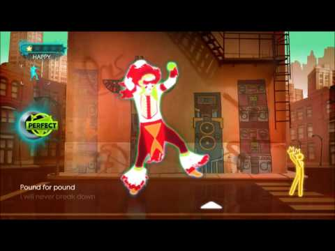 Just Dance 3 Apache Jump On It