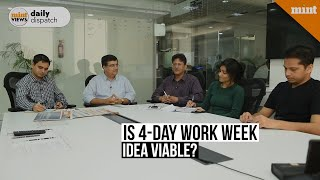 Mint Views | Microsoft's experiment, a four-day work week: Can it work ?