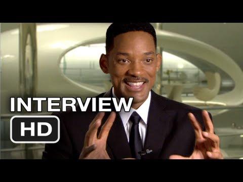 Men In Black 3 (2012) Will Smith Interview HD