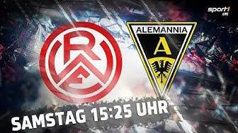 ReLIVE 🔴 | Rot-Weiss Essen - Alemannia Aachen | Regionalliga West | SPORT1