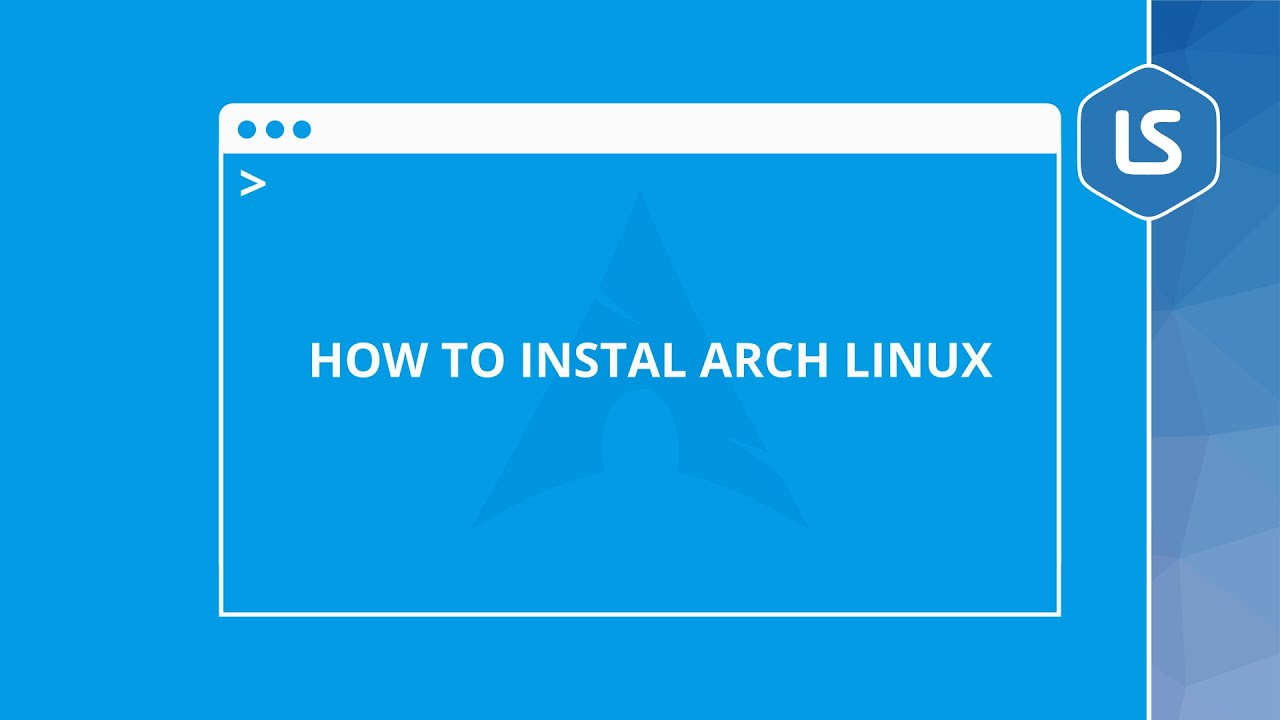 How to install the arch 28