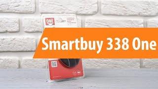 Распаковка Smartbuy 338 One / Unboxing Smartbuy 338 One