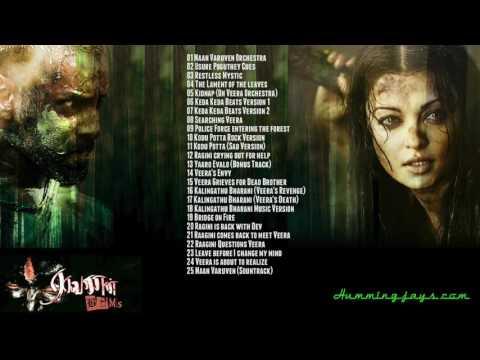 Raavanan (Raavan) BGMs  | An A.R.Rahman musical | Hummingjays.com