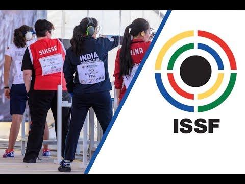25m Pistol Women Final - 2018 ISSF World Cup in Guadalajara (MEX)