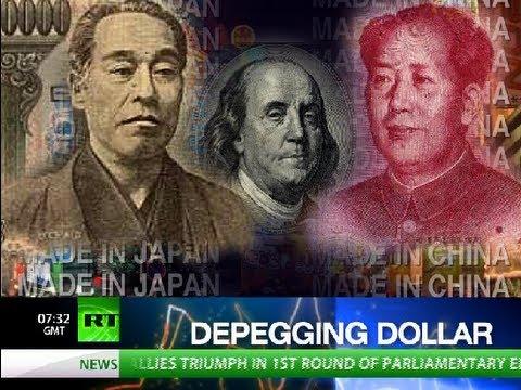 CrossTalk: Depegging Dollar