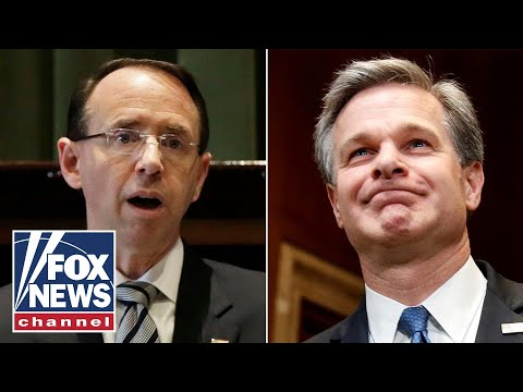Rosenstein and Wray testify on 2016 election | Full hearing