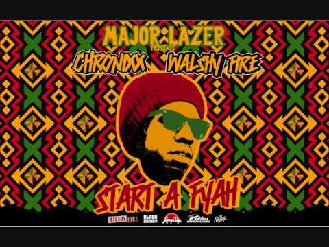 Chronixx-Odd Ras (Major Lazer Walshy Fire Remix)