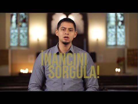 INANCINI SORGULA! (Question Your Faith!)   Spoken Word - Umut Kalesi