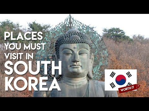 PLACES TO GO IN SOUTH KOREA - Travel Guide