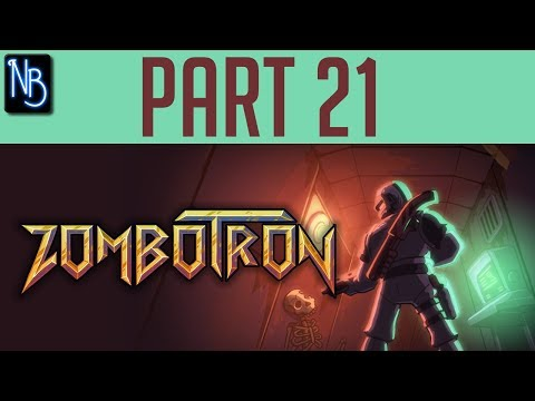 Zombotron Walkthrough Part 21 No Commentary |