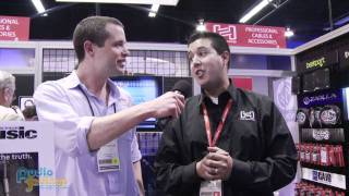 Hosa Technology: Cables - NAMM 2012 - AudioSavings