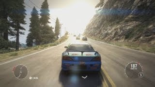 Race Driver GRID 2 Gameplay PC HD