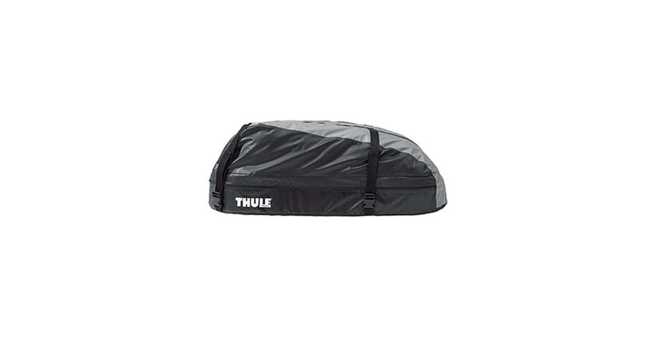 roof box thule ranger 90 youtube. Black Bedroom Furniture Sets. Home Design Ideas