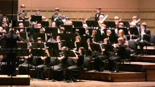 state champion coppell middle school north band chester overture apr 2011