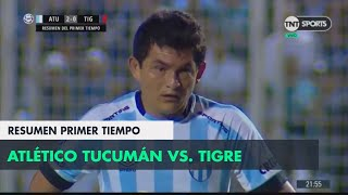 Resumen Primer Tiempo: Atl. Tucumán vs Tigre | Fecha 5 - Superliga Argentina 2018/2019