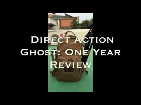 Direct Action Ghost: One Year Review