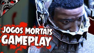 O MESTRE DAS ARMADILHAS | Jogos Mortais: THE GAME Gameplay, Terror