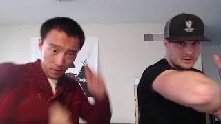 Robert Whittaker vs Yoel Romero 2 - UFC 225 Fight Reaction