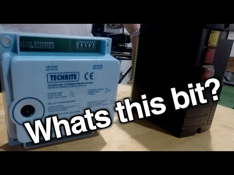 What's this bit? | Roaster Ignition Controller