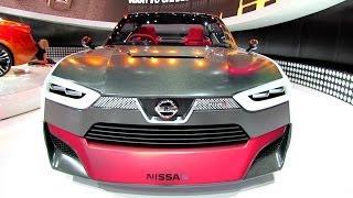 2015 Nissan IDx Nismo Concept - Exterior Walkaround - 2014 Detroit Auto Show