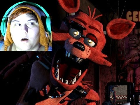 Five Nights At Freddy's!|Shitting My Pants!|GO AWAY BONNIE!!!|#1