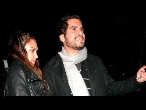 Jessica Alba's Hubby Cash Warren Ready To Fight Pap Over Damaged Car Mirror 2008