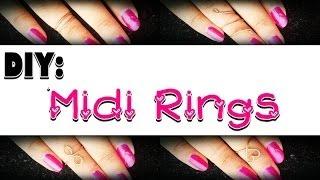 DIY: Midi Rings Thumbnail