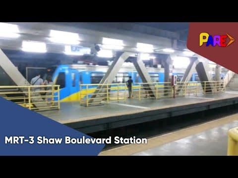 [HD] Rail Specials #71: MRT-3 Shaw Boulevard Station, Mandaluyong City