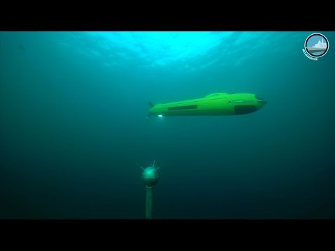 ECA Group A18-M mid-size AUV for mine warfare