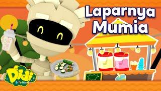 Download Mp3 Laparnya Mumia | Didi & Friends Lagu Kanak-kanak | Didi Lagu Baru