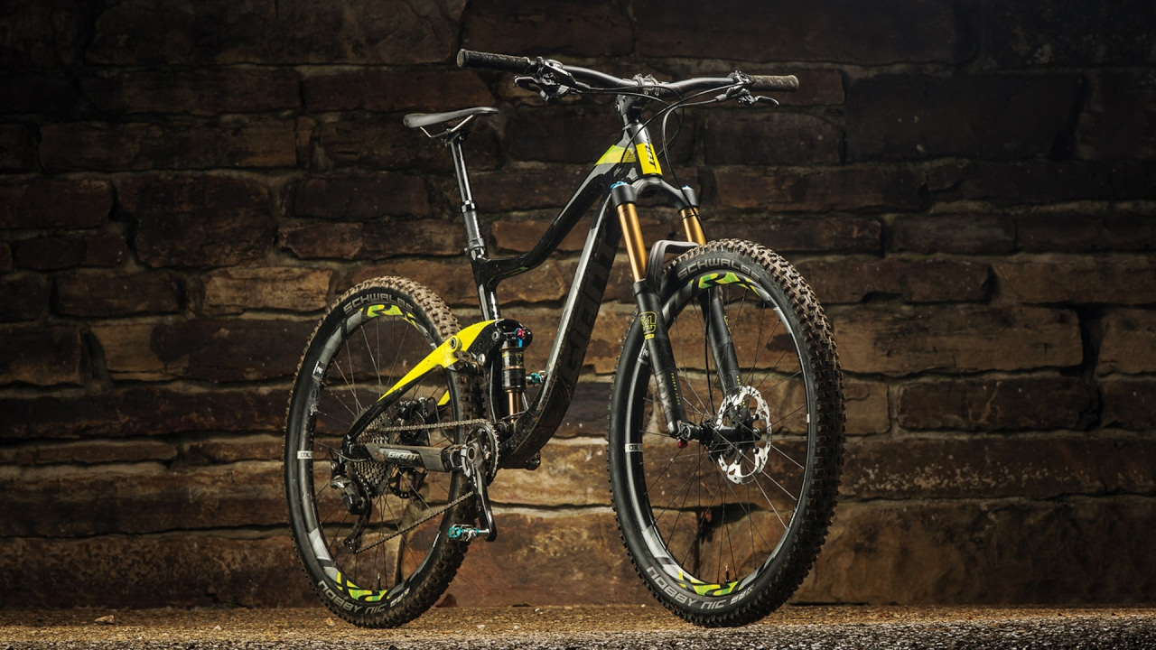 giant trance advanced 1 review