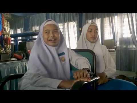 Syafa Wany, Ku Faiz, Izzah Syahirah, Alif Syazwan & Asyraaf Moktar - Rehersal