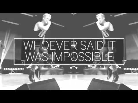 LZ7 Whoever Said Lyric Video ft Guvna Bsilverninjax71