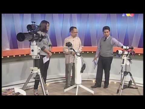 MHI TV3 12 Jun 2013 - ShahGazer on air Travel Video