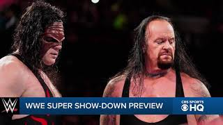 WWE Super Showdown results  Live updates, recap, grades, matches, card, 2018 highlights