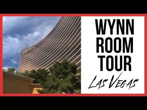 Free Room At The Wynn Las Vegas?! | Wynn Hotel Las Vegas Room Tour