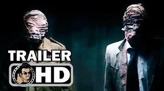 THE RIZEN Official Trailer - Sci-Fi Horror Action Movie HD