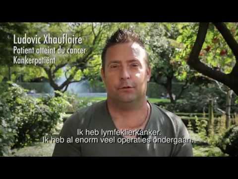 #LePrixdelaVie - Ludovic Xhauflaire, Patient atteint du cancer