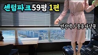부산 부동산 핵인싸 해운대 센텀파크 59평으로 가는길 …